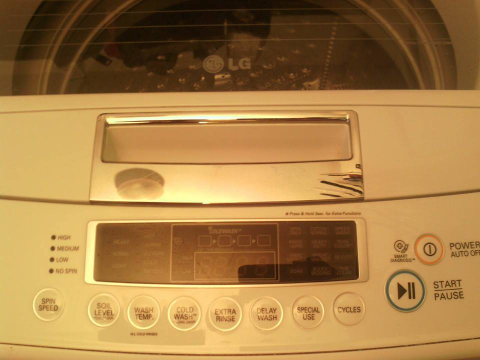 lg wt1001cw washing machine