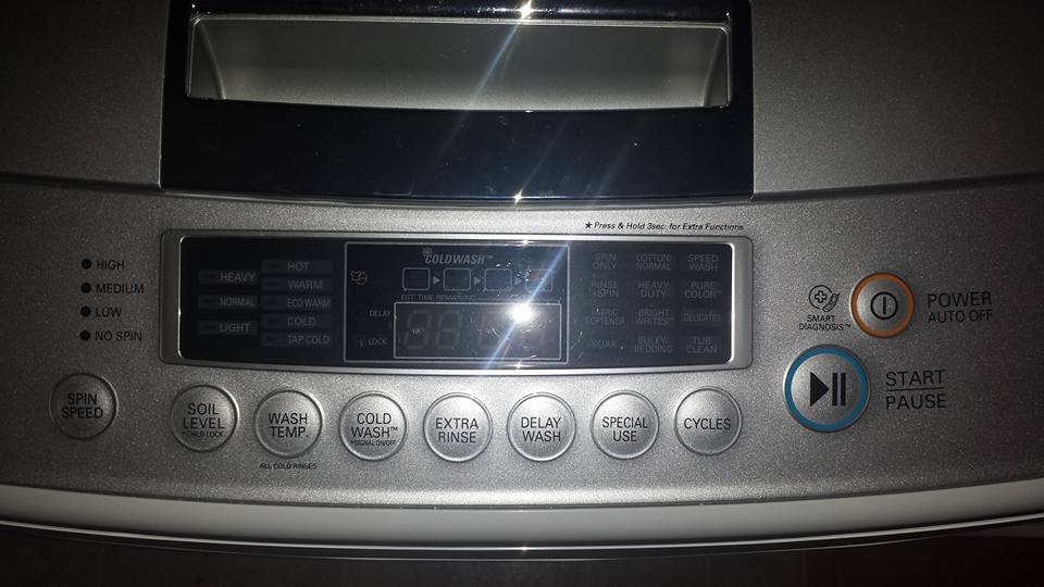 lg wt1201c washing machine