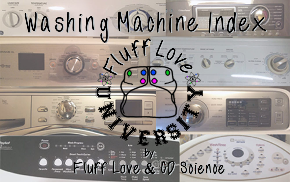 Washing Machine Index