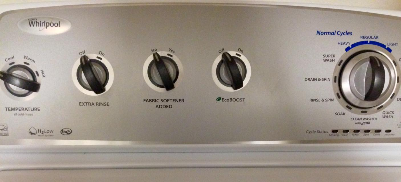 whirlpool wtw4850bw washing machine